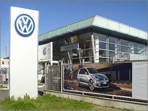 Sede Volkswagen a Roma - Valentino Automobili