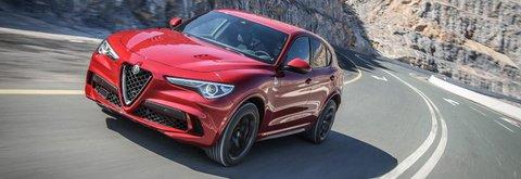 Promozione Alfa Romeo Stelvio - Valentino Automobili